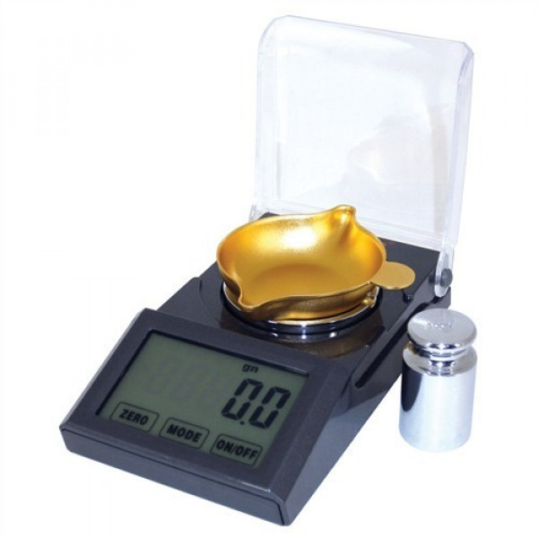 Compact Electronic Reloading Scale