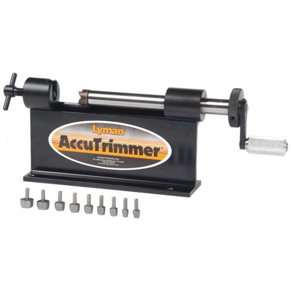 Триммер для подрезки гильз - Lyman AccuTrimmer