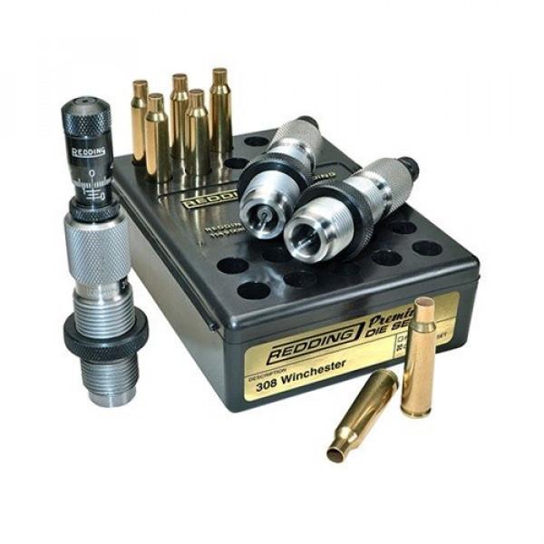Матрицы Redding 308 Winchester Premium Series Deluxe 3 Die Set